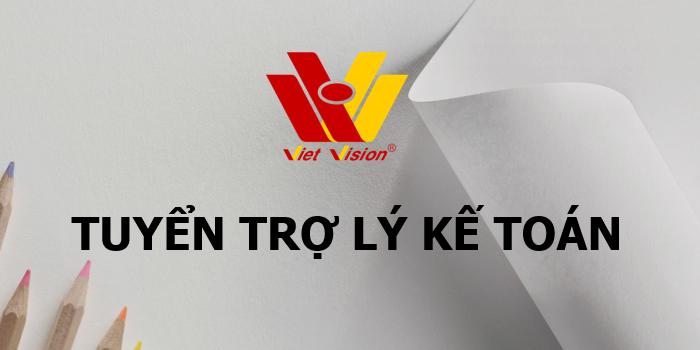 Tuyển trợ lý kế toán - Công ty Dịch vụ kế toán Tầm Nhìn Việt