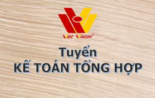 Tuyển kế toán tổng hợp - Công ty Dịch vụ kế toán Tầm Nhìn Việt